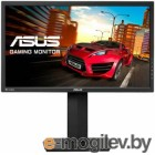 Монитор Asus 24 MG24UQ черный IPS LED 4ms 16:9 DVI HDMI M/M матовая HAS Pivot 300cd 3840x2160 DisplayPort FHD