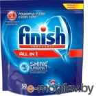 Finish Shine&Protect All in One 50шт