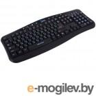 Simple S11 Black, 86+20 доп. кл.(офис функции на цифровом блоке), переключения языка 1й кнопкой, USB,  USB hub 2 порта.