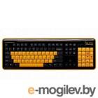 Simple S18 Black, 86+20 доп. кл.(смайлы на цифровом блоке), переключение языка 1 кнопкой, USB