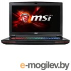 MSI GT72S 6QE(Dominator Pro G)-827RU Core i7 6820HK/16Gb/1Tb/SSD128Gb/DVD-RW/nVidia GeForce GTX 980M 4Gb/17.3/FHD (1920x1080)/Win 10/Black/WiFi/BT/Cam
