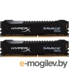 Kingston DDR4 DIMM 8GB Kit 2x4Gb HX428C14SB2K2/8 {PC4-22400, 2800MHz, CL14}