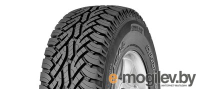 Continental ContiCrossContact AT 205/70 R15 96T Летняя Легковая