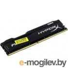 Модуль памяти DDR4 Kingston 16Gb 2133MHz HyperX FURY Black Series CL14 [HX421C14FB/16]