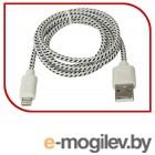 Defender ACH01-03T Кабель Lightning to  USB 1м  <87471>