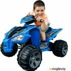 Детский квадроцикл BJ007, 12V, цвет голубой