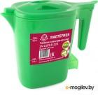Мастерица ЭЧ 0,5/0,5-220, пластик, зеленый, 500 Вт, 0,5 л, шкала уровня воды