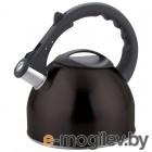 MAL-042-N, 2,5 литра, чёрный, со свистком