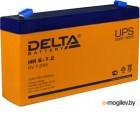 [NEW] Аккумулятор Delta HR 6-7.2  (6V,  7.2Ah) для UPS