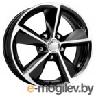 K&K  KC681 Civic 16x6,5 5x114,3мм DIA 64,1мм ET 45мм Silver / Серебристый