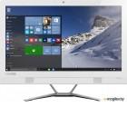 Моноблок Lenovo 300-23ISU 23 Full HD Cel 4405U/4Gb/1Tb 7.2k/DVDRW/Windows 10/WiFi/клавиатура/мышь/Cam/белый 1920x1080