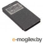 Чехол IT BAGGAGE для смартфона Huawei P8 Lite искуст. кожа черный  ITHWP8L-1