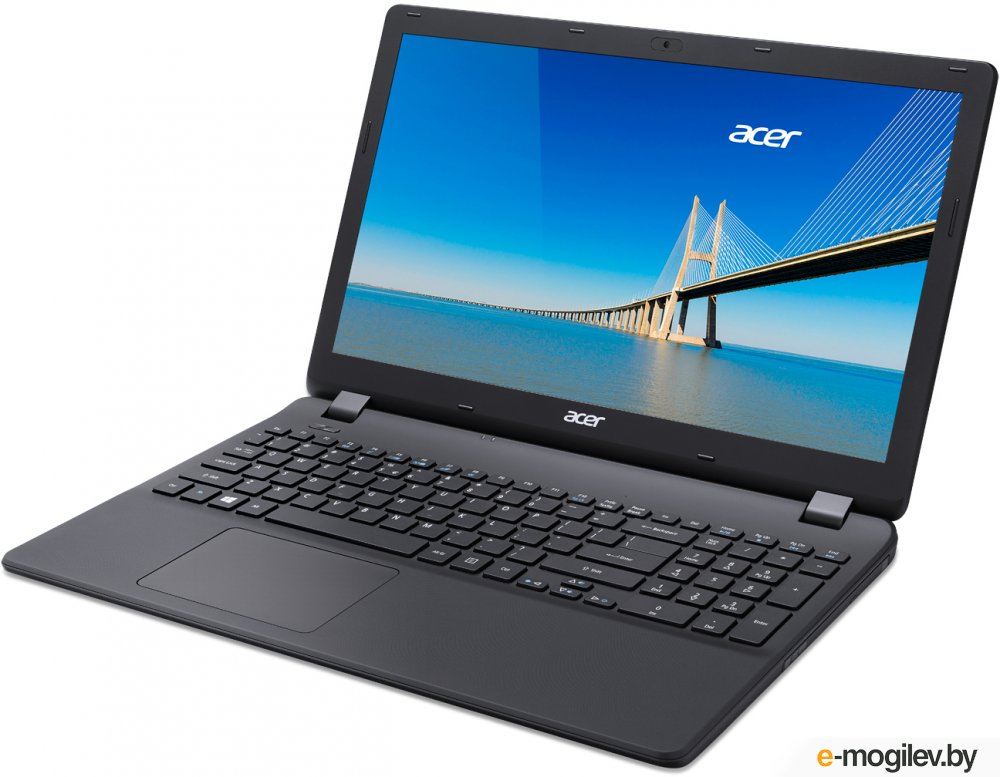 Acer Aspire EX2519-P79W Pentium N3710/4Gb/500Gb/DVD-RW/Intel HD Graphics/15.6/HD (1366x768)/Linux/black/WiFi/BT/Cam