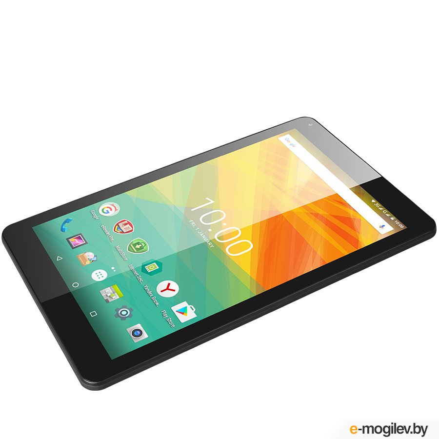 Prestigio 10.1 (PMT31313GDCIS) 3G MTK8321 Quad-core 1.3 GHz/1Gb/16Gb/800x1280 IPS HD/0.3MP/2MP/Android 6.0/5000mAh
