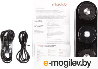 Microlab MD662BT Black