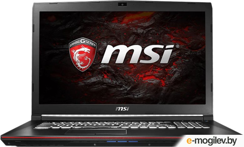 MSI GP72 7RDX(Leopard)-485RU Core i5 7300HQ/8Gb/1Tb/DVD-RW/nVidia GeForce GTX 1050 2Gb/17.3/TN/FHD (1920x1080)/Windows 10 64/black/WiFi/BT/Cam (9S7-1799B3-485)