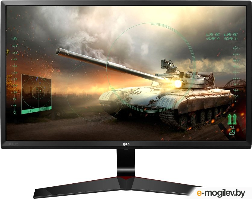 LG 27MP59G-PBlack (IPS, LED, Wide, 1920x1080, 5ms, 178°/178°, 250 cd/m, 100,000,000:1, +DP, +НDMI, +MM, +USB, )