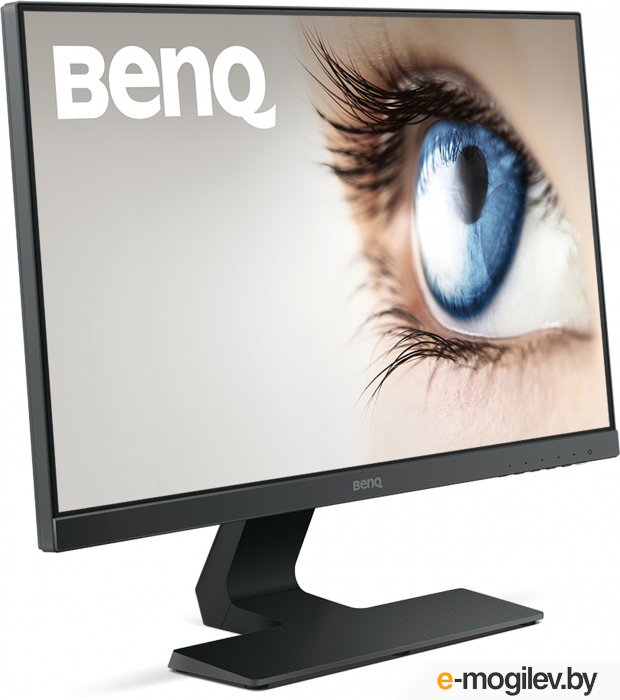 Benq 24.5 GL2580HM черный TN LED 2ms 16:9 DVI HDMI M/M матовая 250cd 1920x1080 D-Sub FHD 4.4кг