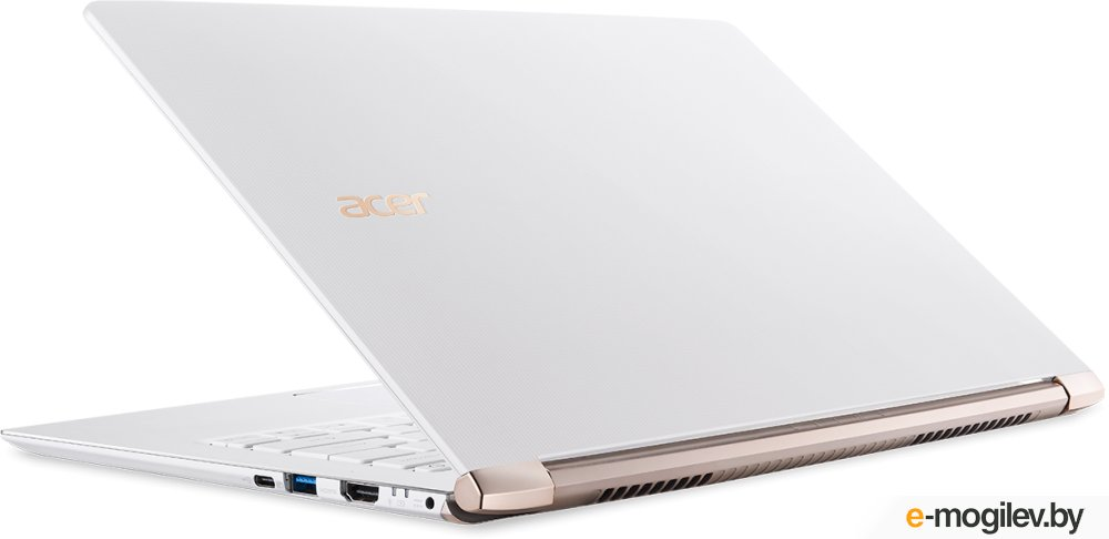 Acer Swift 5 SF514-51-74DM Core i7 7500U/8Gb/SSD512Gb/Intel HD Graphics 520/14/IPS/FHD (1920x1080)/Win 10/White/WiFi/BT/Cam/3315mAh