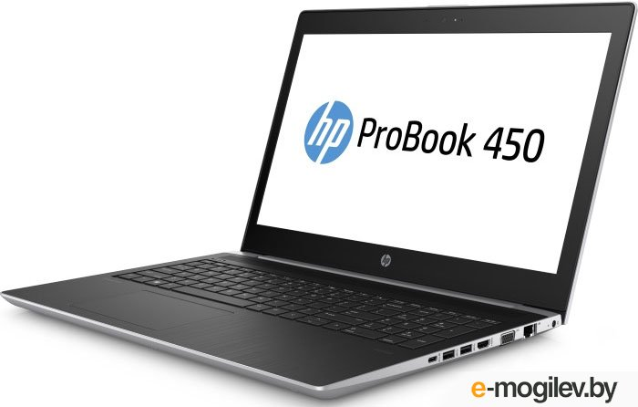 HP ProBook 450 G5 2RS03EA Silver Intel Core i5-8250U 1.6 GHz/8192Mb/1Tb/No ODD/nVidia GeForce 930MX 2048Mb/Wi-Fi/Bluetooth/Cam/15.6/1920x1080/DOS