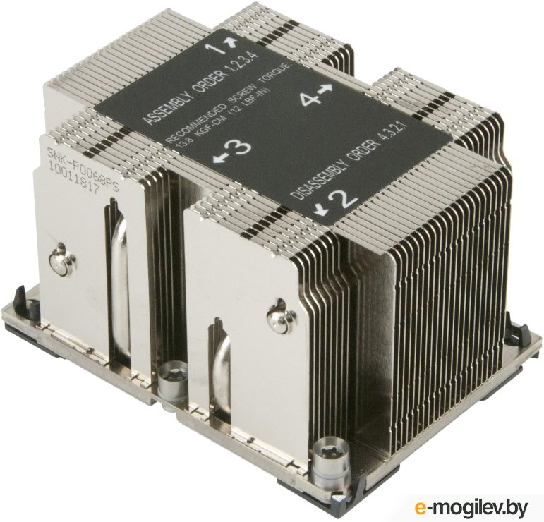 Купить сервер Кулер для процессора Supermicro SNK-P0068PS в