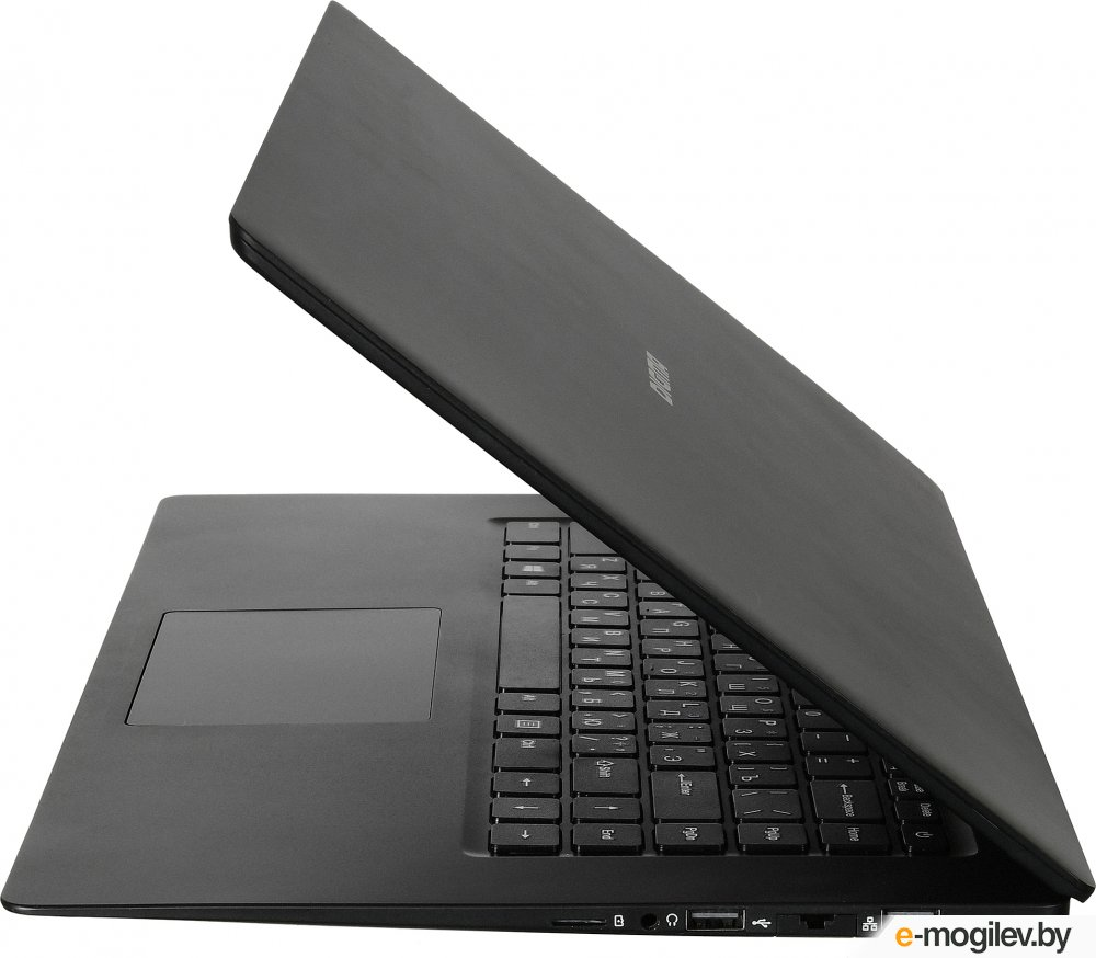 Ноутбук Digma CITI E603 Celeron N3350/4Gb/SSD32Gb/Intel HD Graphics 500/15.6/IPS/FHD (1920x1080)/Windows 10 Home Multi Language 64/black/silver/WiFi/BT/Cam/5000mAh