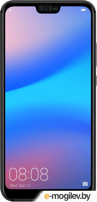 Huawei P20 Lite DS Midnight Black (ANE-LX1) 5,84/HiSilicon Kirin 659/64GB/4GB RAM/Android8,0+EMUI8