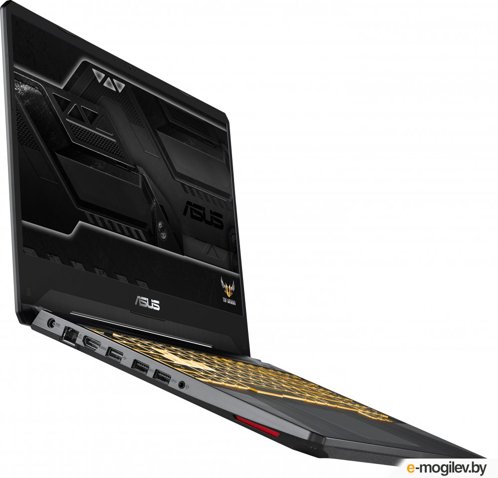 Нетбуки & ноутбуки ASUS FX505GM-BN017T 90NR0131-M00480 Gunmetal (Intel Core i7-8750H 2.2 GHz/8192Mb/1000Gb + 128Gb SSD/No ODD/Intel HD Graphics/Wi-Fi/Bluetooth/Cam/15.6/1920x1080/Windows 10 64-bit)