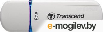 Transcend JetFlash 620 8GB TS8GJF620 White