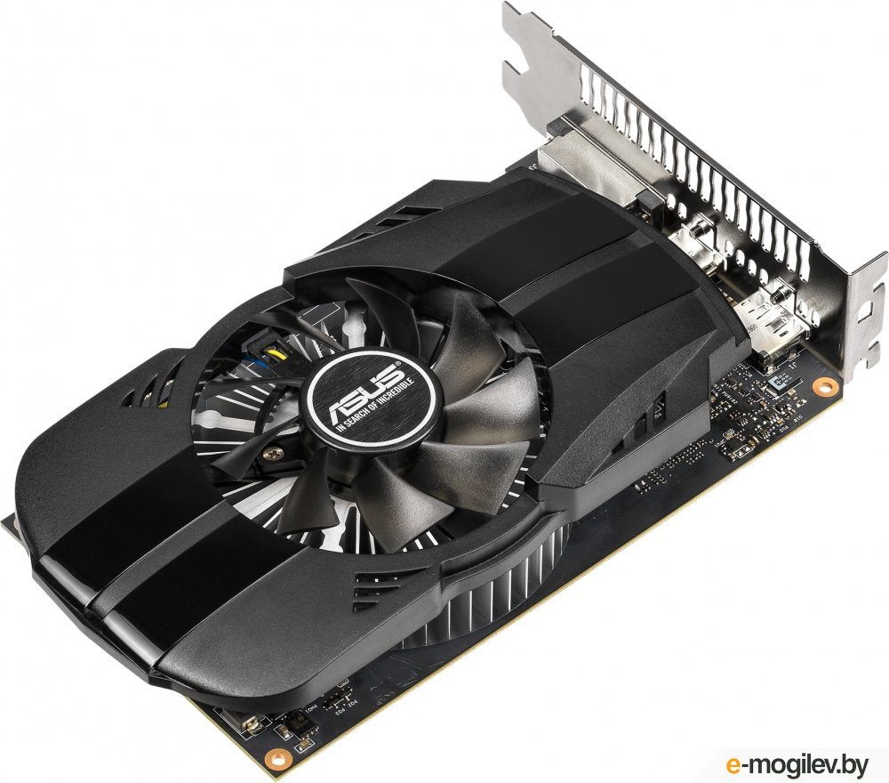 Купить видеокарту Видеокарта Asus PCI-E PH-GTX1650-4G ...