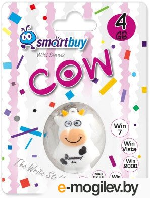 SmartBuy Wild Series Cow <SB8GBCow> USB2.0 8Gb