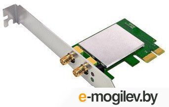 TOTOLINK <N300PE> Wireless N PCI-E Adapter (PCI-Ex1, 300Mbps, 2x2dBi)