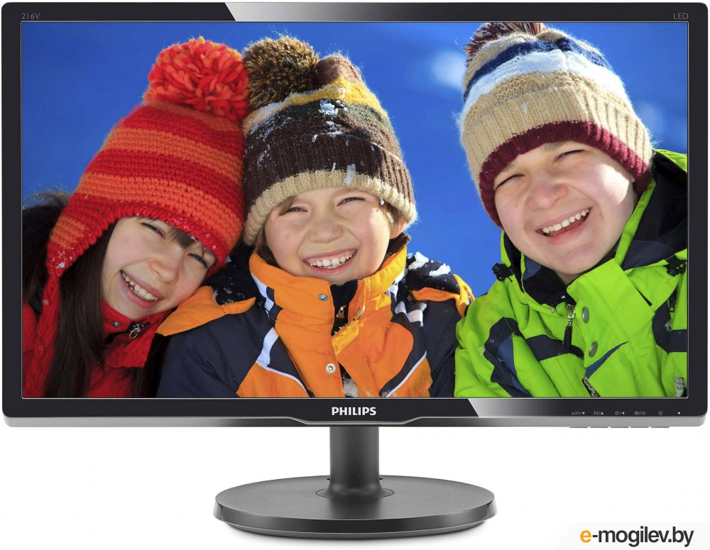 Philips 20.7 216V6LSB2 (10/62) черный
