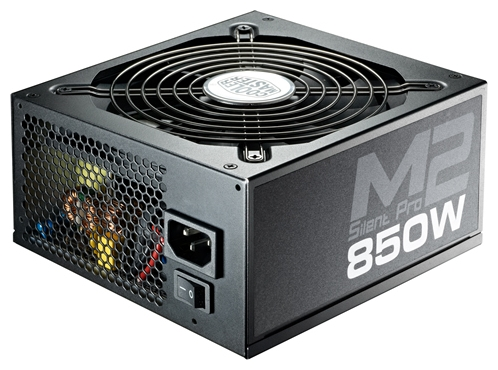 ������� �� ����� ������ �������: ������ Silent Pro M2 850W �� Cooler Master
