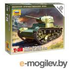 Zvezda Советский легкий танк Т-26 6113
