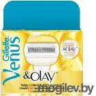 Gillette VENUS&OLAY 4шт