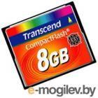Transcend Compact Flash 8Gb High-Speed