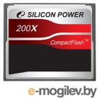 Silicon Power Compact Flash 8Gb 200x