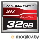 Compact Flash 32Gb Silicon Power 200x