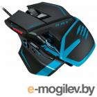 Mad Catz R.A.T.TE Gaming Mouse - Matt  Black