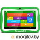 TurboKids S4  512Mb/8Gb/Android 4.4/Green