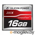 Silicon Power Compact Flash 16Gb 200x